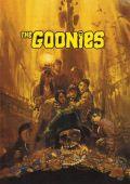 """Постер 4 из 4 из фильма """"Балбесы"""" /The Goonies/ (1985)"""