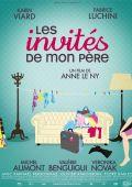 """Постер 1 из 1 из фильма """"Гости моего отца"""" /Les invites de mon pere/ (2010)"""