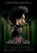 """Постер 1 из 3 из фильма """"Девушка, которая взрывала воздушные замки"""" /Luftslottet som sprangdes/ (2009)"""