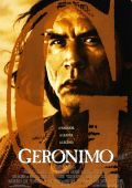 """Постер 2 из 4 из фильма """"Джеронимо: Американская легенда"""" /Geronimo: An American Legend/ (1993)"""