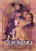 """Постер 3 из 4 из фильма """"Джеронимо: Американская легенда"""" /Geronimo: An American Legend/ (1993)"""
