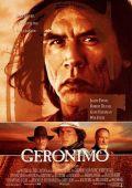 """Постер 4 из 4 из фильма """"Джеронимо: Американская легенда"""" /Geronimo: An American Legend/ (1993)"""