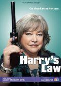 "Постер 1 из 1 из фильма ""Закон Хэрри"" /Harry's Law/ (2011)"