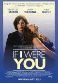"""Постер 2 из 2 из фильма """"Если бы я была тобой"""" /If I Were You/ (2012)"""