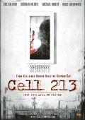 """Постер 1 из 2 из фильма """"Камера 213"""" /Cell 213/ (2010)"""