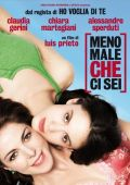 """Постер 1 из 3 из фильма """"Как хорошо, что ты есть"""" /Meno male che ci sei/ (2009)"""
