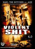 """Постер 1 из 1 из фильма """"Карл Мясник против Топора"""" /Karl the Butcher vs Axe/ (2010)"""