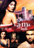 "Постер 1 из 1 из фильма ""Карма"" /Karma, Confessions and Holi/ (2009)"