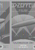 """Постер 1 из 3 из фильма """"Led Zeppelin - Celebration Day"""" /Led Zeppelin - Celebration Day/ (2012)"""