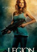 "Постер 2 из 8 из фильма ""Легион"" /Legion/ (2010)"