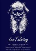 """Постер 1 из 1 из фильма """"Лев Толстой: Живой Гений"""" (2010)"""