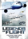 """Постер 1 из 2 из фильма """"Легенды о полете 3D"""" /Legends of Flight/ (2010)"""