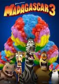 "Постер 5 из 12 из фильма ""Мадагаскар 3"" /Madagascar 3: Europe's Most Wanted/ (2012)"