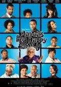 """Постер 5 из 6 из фильма """"Большая счастливая семья Мэдеи"""" /Madea's Big Happy Family/ (2011)"""