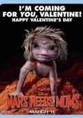 """Постер 5 из 7 из фильма """"Тайна Красной планеты"""" /Mars Needs Moms!/ (2011)"""