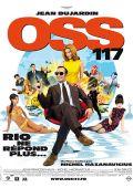"""Постер 1 из 3 из фильма """"Агент 117: миссия в Рио"""" /OSS 117: Rio ne repond plus/ (2009)"""