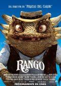 """Постер 6 из 8 из фильма """"Ранго"""" /Rango/ (2011)"""