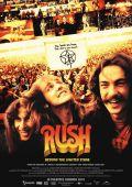 """Постер 1 из 1 из фильма """"Раш: За кулисами"""" /Rush: Beyond the Lighted Stage/ (2010)"""