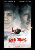 """Постер 4 из 4 из фильма """"Красные хвосты"""" /Red Tails/ (2012)"""