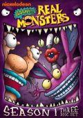 "Постер 1 из 2 из фильма ""ААА!!! Настоящие монстры"" /Aaahh!!! Real Monsters/ (1994)"