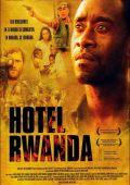 """Постер 1 из 2 из фильма """"Отель """"Руанда"""""""" /Hotel Rwanda/ (2004)"""