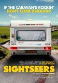 """Постер 5 из 5 из фильма """"Раз! Два! Три! Умри!"""" /Sightseers/ (2012)"""