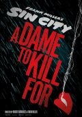 """Постер 8 из 40 из фильма """"Город грехов 2: Женщина, ради которой стоит убивать"""" /Sin City: A Dame to Kill For/ (2014)"""