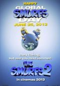 "Постер 2 из 18 из фильма ""Смурфики 2"" /The Smurfs 2/ (2013)"
