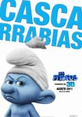 "Постер 10 из 19 из фильма ""Смурфики"" /The Smurfs/ (2011)"