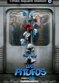 "Постер 2 из 19 из фильма ""Смурфики"" /The Smurfs/ (2011)"