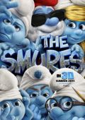 "Постер 3 из 19 из фильма ""Смурфики"" /The Smurfs/ (2011)"