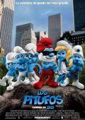 "Постер 4 из 19 из фильма ""Смурфики"" /The Smurfs/ (2011)"