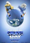 "Постер 6 из 19 из фильма ""Смурфики"" /The Smurfs/ (2011)"