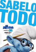 "Постер 8 из 19 из фильма ""Смурфики"" /The Smurfs/ (2011)"