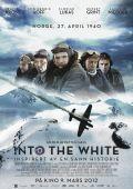 """Постер 2 из 3 из фильма """"В белом плену"""" /Into the White/ (2012)"""