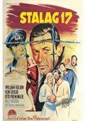 """Постер 1 из 11 из фильма """"Лагерь для военнопленных №17"""" /Stalag 17/ (1953)"""