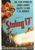 """Постер 2 из 11 из фильма """"Лагерь для военнопленных №17"""" /Stalag 17/ (1953)"""