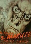 """Постер 2 из 2 из фильма """"Завещание доктора Мабузе"""" /Le testament du Dr. Mabuse/ (1933)"""