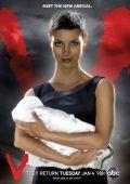 """Постер 4 из 5 из фильма """"Vизитеры"""" /V/ (2009)"""