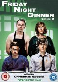 """Постер 2 из 4 из фильма """"Обед в пятницу вечером"""" /Friday Night Dinner/ (2011)"""
