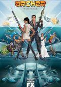 """Постер 5 из 10 из фильма """"Арчер"""" /Archer/ (2009)"""
