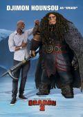 """Постер 17 из 21 из фильма """"Как приручить дракона 2"""" /How to Train Your Dragon 2/ (2014)"""