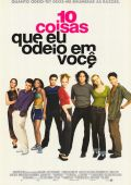 "Постер 4 из 8 из фильма ""10 причин моей ненависти"" /10 Things I Hate About You/ (1999)"