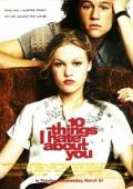 "Постер 6 из 8 из фильма ""10 причин моей ненависти"" /10 Things I Hate About You/ (1999)"