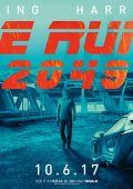 """Постер 20 из 30 из фильма """"Бегущий по лезвию 2049"""" /Blade Runner 2049/ (2017)"""