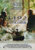 """Постер 3 из 5 из фильма """"1492: Завоевание рая"""" /1492: Conquest of Paradise/ (1992)"""