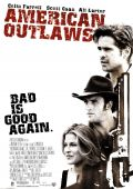 """Постер 1 из 1 из фильма """"Американские герои"""" /American Outlaws/ (2001)"""