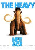 """Постер 9 из 16 из фильма """"Ледниковый период"""" /Ice Age/ (2002)"""