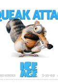 """Постер 10 из 16 из фильма """"Ледниковый период"""" /Ice Age/ (2002)"""