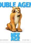 """Постер 11 из 16 из фильма """"Ледниковый период"""" /Ice Age/ (2002)"""